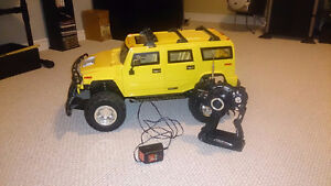 1/6 Scale RC Hummer