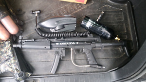 Kit paint ball complet comme neuf