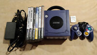 Nintendo GameCube with 6 Games