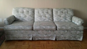Living Room Couch and Chair set in very good condition $200 OBO