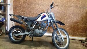 Suzuki drz 125