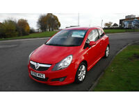 Vauxhall Corsa 1.2i,SXi,(60plate)Red,Alloys,Air Con,Side Skirts,Full History