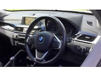 2016 BMW X1 xDrive 20d xLine 5dr with Pano Manual Diesel Estate