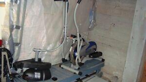 Exerciseur ellyptique