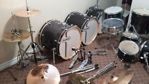 6pc Mapex Horizon Double Bass set for sale. Great Condition.