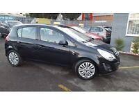 Vauxhall Corsa 1.2I VVT EXCITE (black) 2011