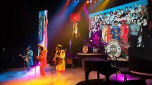 2 Tickets To Rain Tribute To The Beatles At Fox Theatre Detroit