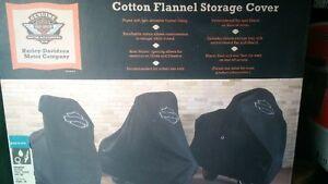 Harley Davidson - Black Soft Cover still in the box