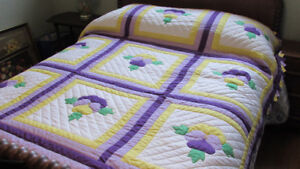 Pansy Quilt