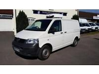 Volkswagen Transporter T28 TDi Swb Fridge Chiller DIESEL MANUAL 2009/59