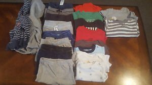 6 month old boy clothing