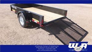 2015 Charger  5x10' Utility Trailer