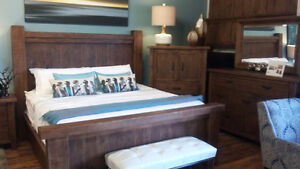"""""""End of the Month Sale"""" Bedroom Spaces from $999.00 - $3000 +"""