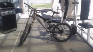 trying to trade my downhill bike for a laptop or good cell phone