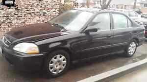 1998 Honda Civic Sedan, great engine - selling as is