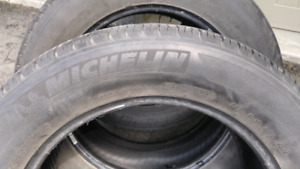 235 60 R18 michilin all season tires