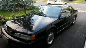 1990 Ford Thunderbird SuperCoupe Certified + E-Test