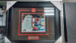 John Tavares Team Canada Signed Picture Framed