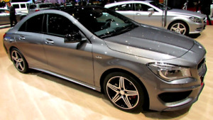 CLA AMG SPORTS PACKAGE mercedes Benz 2016