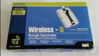 Linksys Wireless G Range Expander WRE54G ver 3