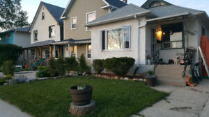 ***** NEW AD ******* PROVENCHER PARK HOUSE FOR RENT ******
