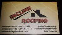 Need your roof shingled?