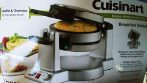 CUISINART Waffle and Omelette Maker *NEW*