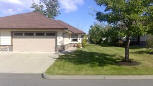 PATIO HOME FOR SALE, CAMPBELL RIVER, BC.