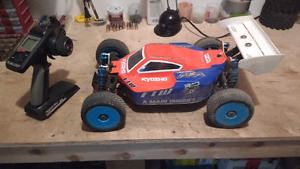 Rc kyosho inferno buggy