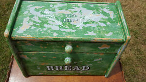 Distressed Bread Box Windsor Region Ontario image 2