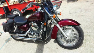 HONDA SHADOW AERO VT750