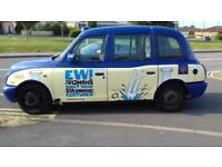 2000 LONDON CAB TX1 AUTOMATIC..(.JUST £750 or best offers )