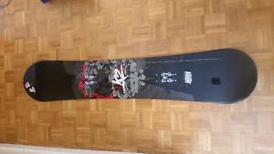 K2 Brigade Snowboard - 163cm Wide