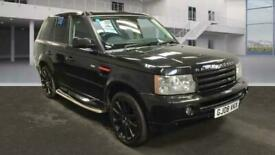 2008 Land Rover Range Rover Sport 2.7 TD V6 HSE 5dr SUV Diesel Automatic