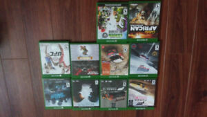 Jeux xboxe one