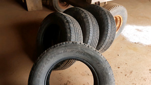 4 Goodyear tires for sale