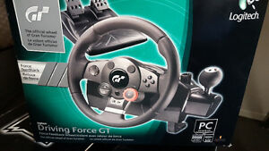 Volant force gt ps3