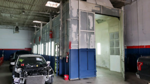 Automobile & Truck Spray Booth