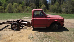 1968 GMC FOR PARTS