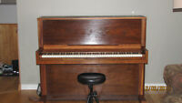 Upright Piano for Sale.