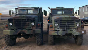 5 ton 6x6 Ex Military Army Truck