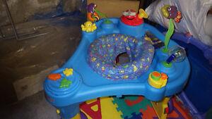 Soucoupe pour bébé avec roulette à Beloeil