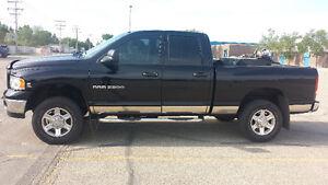 2003 Dodge Power Ram 2500 Laramie Pickup Truck