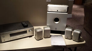 Yamaha 5.1-Channel A/V Home Theater System Windsor Region Ontario image 1