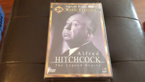 Alfred Hitchcock - The Legend Begins (20 Movie Classics) On DVD