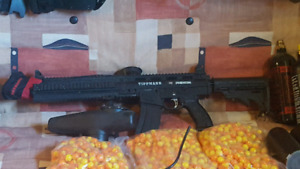 Paintball kit complet