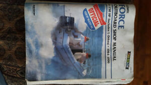 Force Outboard Shop Manual