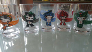 McDonald's  2008 Beijing Olympics - Collectible Glasses