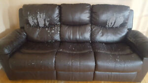 Two Piece Couch Set (Updated....BEST OFFER)