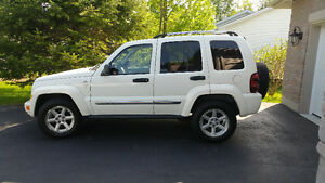 2006 Jeep Liberty Limited SUV Trail Rated